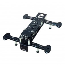 ATG 280 H Micro Quadcopter Small QAV-280 Glass Fiber Frame Kit