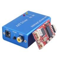 My Flydream FD AAT ATT V5.1 Auto Tracking Gimbal Antenna System FPV ATT 12CH + Autopilot