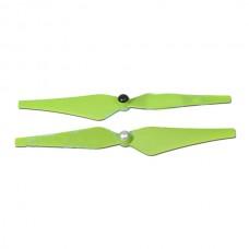 Tarot 9 Inch Self Lock CW CCW Propeller Fluorescein Green TL2917-02