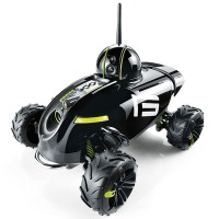 Brookstone Rover3.0 Iphone Android Remote Control Video Robot Car Ipad Tank