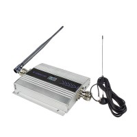 NEW 3G 2100Mhz WCDMA Cell Phone Signal Booster Mobile Ampifier RF with display