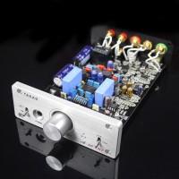 A50 Optical Fiber USB Coaxial Pure Digital Amplifier DAC Audio Decoder Independent Headphone Amp