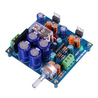 LM1875T Amplifier Board Two Channel HIFI Fever 2.0 Combo DIY Frame Kit