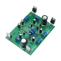 Gold Plated Classic hood 1969 Small HIFI Fever Pure A Class Amplifier Board DIY Frame Kits Assembled Board
