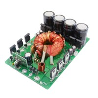 HP-8 Car Amplifier Boost Step Up Board 12V Swtich Power Supply 1200W Assembled Board A Type Standard Configuration