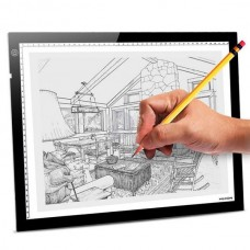 Huion A3 LED Tracing Board Professional Led Intelligent Copyboard: Ultra-Slim 8mm Touch Light Box
