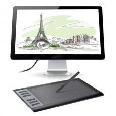 HUION 1060 Pro+ Art Digital Tablet Graphics Tablet Monitor Drawing Graphic Tablet With Best Gift