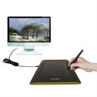 New Genuine Huion Brand H580 8 Portable USB Tablet Graphics Drawing Tablet Digital Tablet with Best Gift