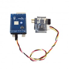 Arkbird Autopilot System w/ 12V Voltage Stabilization Current Meter Work with FPV OSD A Flight Control