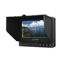 Lilliput 665/WH 30 meter 7 Inch WHDI YPbPr Wireless HDMI Camera Monitor Without Delay 1080P