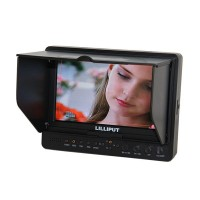 "Lilliput 665/O/WH 7"" Inch Wireless HDMI Camera Monitor Max Transmit 1080p@60Hz Definition for FPV Photography"