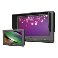 """Lilliput 667GL-70NP/H/Y/S 7"""" 3G HD-SDI Monitor With HDMI YPbPr AV1 AV2 Input"""