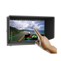 LILLIPUT TM-1018/P, 10.1 HDMI Touch Monitor With AV & VGA, inculde Video output, DSLR Full HD Camera Camcorder Secondary monitor