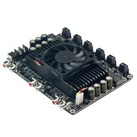 D High Power Digital Power Amplifier Board Stereo 6x100W TDA7498