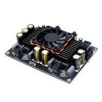 2*300W 4Ohm Class D Audio Amplifier Board TAS5630 Fever Large Power Subwoofer