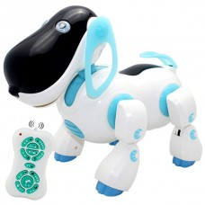 New Learning & Education Infrared Remote Control Toy Dog RC Robot Toys Electronic Pet Speech Communication Version