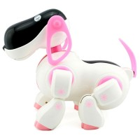 New Learning & Education Infrared Remote Control Toy Dog RC Robot Toys Electronic Pet Remote Control Version