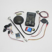Pixhawk PX4 2.4.6(2.4.5) 32 bit ARM Flight Controller & NEO-6M GPS/8G TF Card/Led External/PPM Module for RC Multicopter