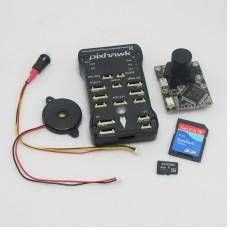 Pixhawk PX4 2.4.6(2.4.5) 32 bit ARM Flight Controller & 8G TF Card & Optical Flow Sensor Smart Camera for RC Multicopter