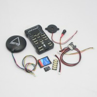 Pixhawk px4 2.4.6(2.4.5) 32 bit ARM Flight Controller + 8G TF/Led External(USB)/7N GPS/I2C Splitter Expand for RC Multicopter