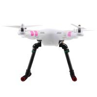 V2 Upgrade Carbon Fiber Landing Skid Gear Set for DJI Phantom Quadcopter