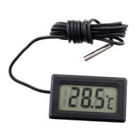 Digital LCD Temperature Thermometer for Aquarium Freezer Refrigerator -50 to 70℃