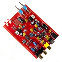 Muse B4 Digital Decoder Board DIR9001+TDA1543 Fiber/Coaxial Input/Analog output