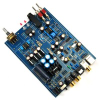 Muse B1 Decoder Board USB/Fiber/Coaxial/Analog Input Amp Sound Decoder DAC Board PCM1793