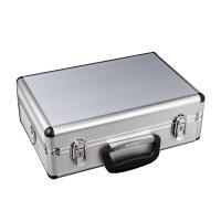 Aluminum Case with Neck Straps for Transmitter Futaba Radio Walkera Radio JR Radio HITEC ESKY for RC Toysfree