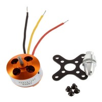 XXD A2212 KV1400 Brushless Outrunner Motor 15T for RC Aircraft KK QuadCopter UFO