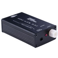 MUSE Z3 HiFi PCM2704 USB to S/PDIF Converter DAC Sound Card USB Coaxial Output Black