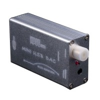 MUSE Z3 HiFi PCM2704 USB to S/PDIF Converter DAC Sound Card USB Coaxial Output Silver