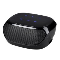 Bluetooth Sound Box 2.1 + EDR Bluetooth Module Stereo Touchable Mini Black
