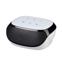 Bluetooth Sound Box 2.1 + EDR Bluetooth Module Stereo Touchable Mini White