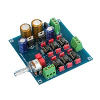 MBL6010D Improved Version Preamp Kits NE5534 Board Need Welding