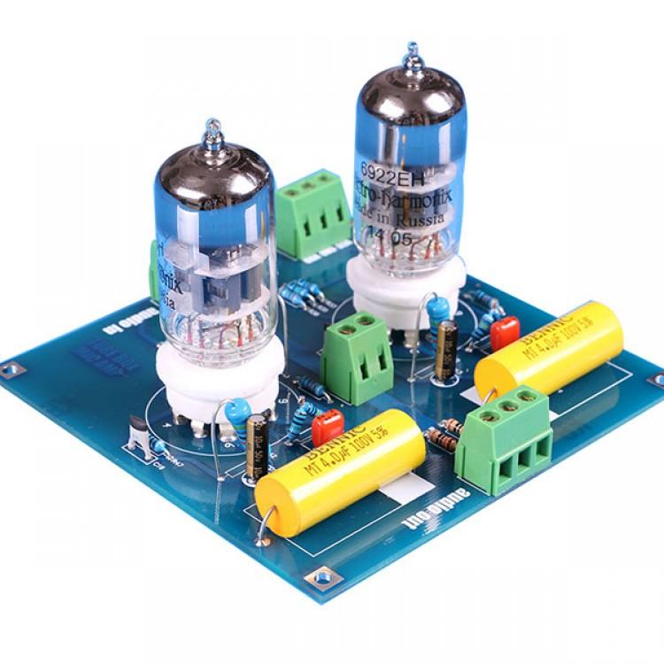 Dual 12-30V Power Supply Music Fax x-10d Bile Buffer Preamp Kits