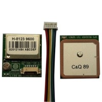 H-8123 GPS EEPROM Waterproof Receiver Module w/ U-Blox G6100 Chip Ceramic Antenna for PC laptop