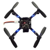 Mini Micro ARF Quadcopter MWC Flight Control Multicopter+Motor Kit