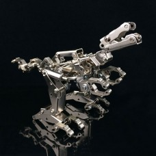Metal Robot Model Steel Tyrannosaurus Rex DIY Kits for Children