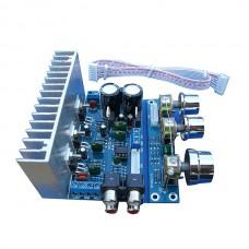 2.1 OCL Amplifier Board tda2030a Kits BTL Bass DIY Electronic Handmaking