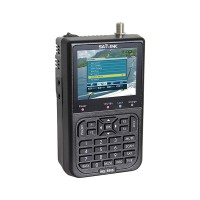 "SATLINK WS6906 3.5"" DVB-S FTA Digital Satellite Meter Portable Digital Satellite Finder Meter"