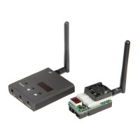 Boscam FPV 5.8Ghz 32CH 1.5w 1500mw Wireless Transmitter TS800 & RC32S Receiver