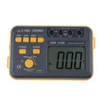 Victory VC60B+ Digital Insulation Tester Meter Megger Megohmmeter
