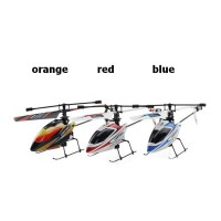 New 2.4GHz 4CH R/C Remote Control Single Propeller Gyro Helicopter V911 Tonsee