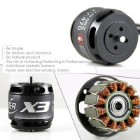 rctimer X3 470KV Brushless Motor Gimbal Motor for Quad Hexa Octa Multicopter