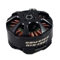rctimer 4108-130T Hollow Shaft Brushless Gimbal Motor Micro DSLR Motor 5N5R for Quad Hexa Octa Multicopter Photography