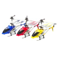 Syma S107g 3.5 Channel Mini Indoor Co-Axial Metal RC Helicopter w/ Built in Gyroscope