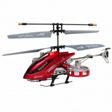 4CH RC Helicopter I/R Helicopters Remote Control Toys Gift for Kids Black/Red/Blue M302