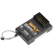 WFLY WFR07S 7 Channels 2.4GHz Receiver for Airplane Helicopter