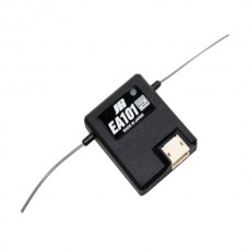 JR EA101 DSM2 2.4G Antenna Remote Receiver for Airplane Helicopter